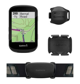 Garmin, Edge 530 Bundle, Computer, GPS: Yes, HR: Yes (Chest), Cadence: Yes, Black