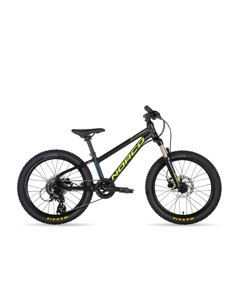 "Norco Norco Charger 20"" 2020 Black"