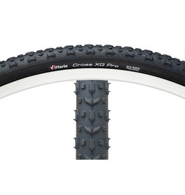 VITTORIA Cross Evo XG 34mm Black Tublar
