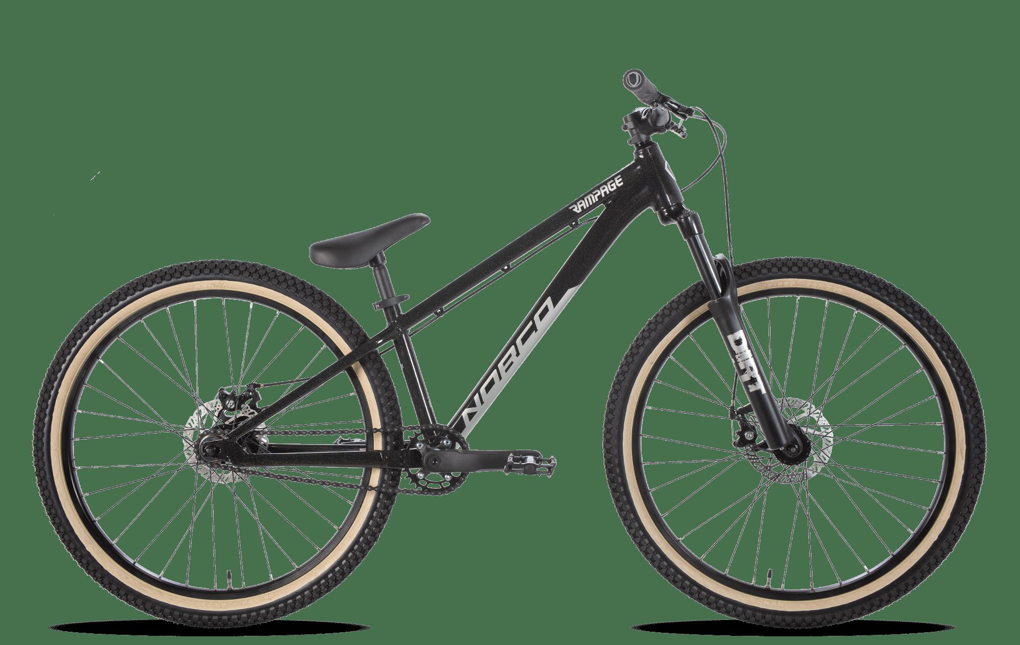 Norco Norco Rampage 2 Black/Silver 2020