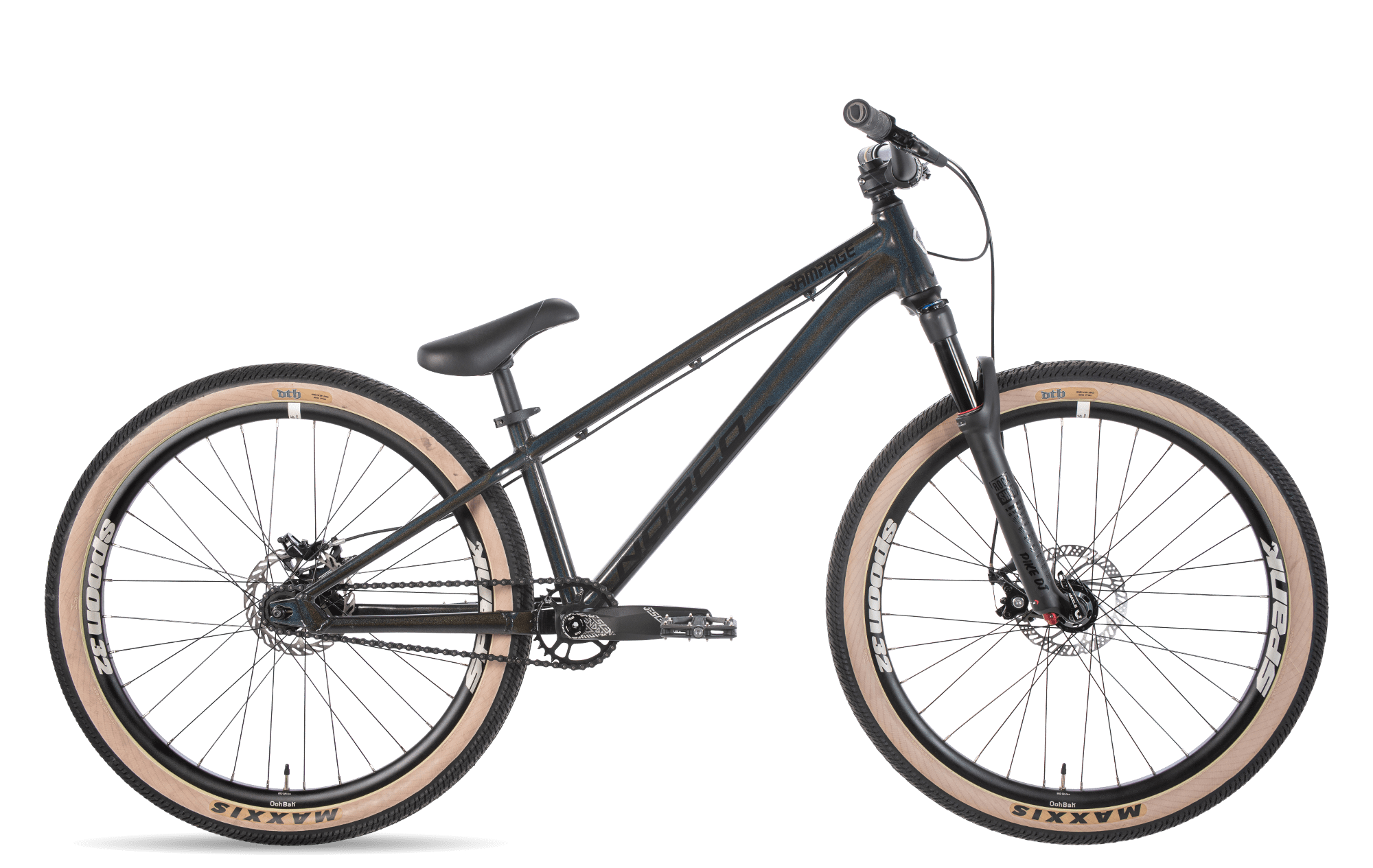 Norco Norco Rampage Team Charcoal/black 2020