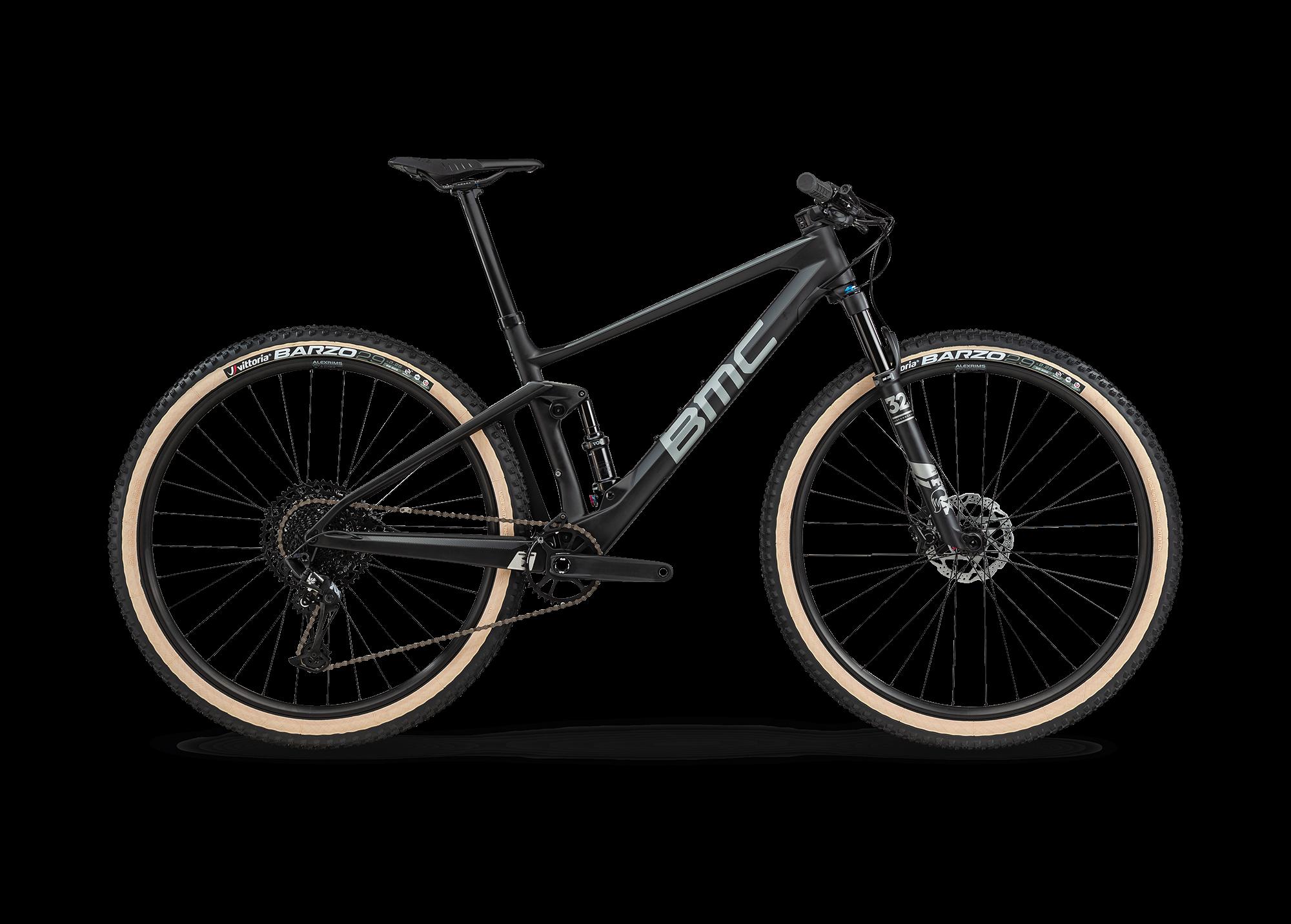 BMC BMX Fourstroke 01 Three 2020