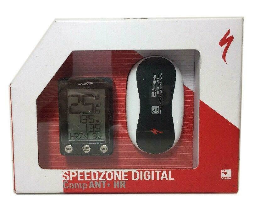 Specialized SPEEDZONE COMP DIGITAL ANT+ - Black