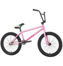"Sunday Sunday Forecaster BMX Bike - 20.5"" TT, Matte Pale Pink 2020"