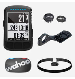 WAHOO ELEMNT BOLT BUNDLE 2 GPS STLTH