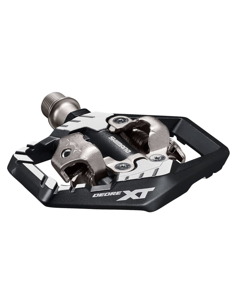 Shimano PEDAL, PD-M8120, DEORE XT, SPD, W/O REFLECTOR, W/CLEAT(SM