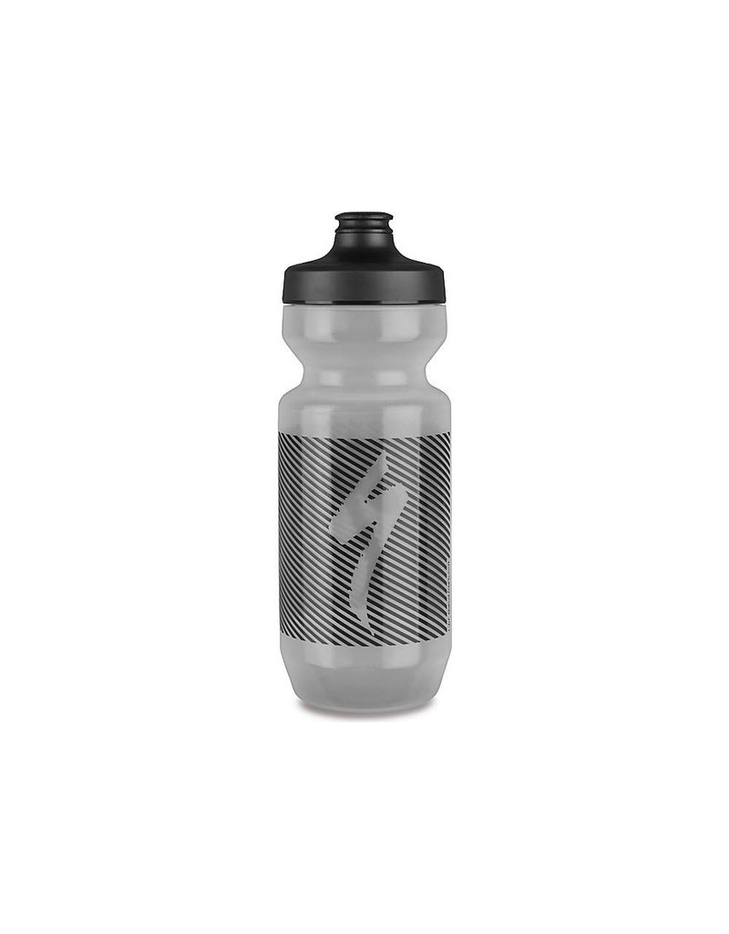 Specialized Purist Watergate Bottle Translucent 22oz