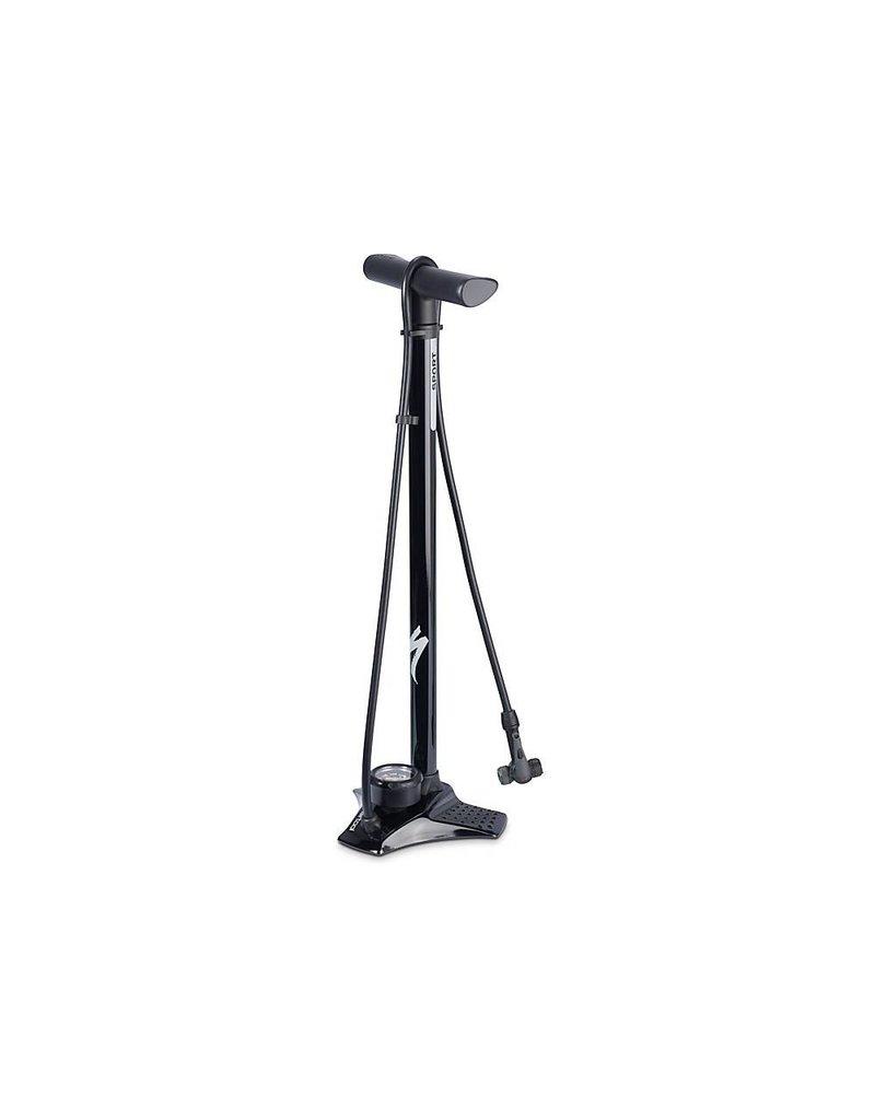 Specialized AIR TOOL SPORT STEEL FLOOR PUMP - Black