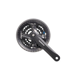 Shimano FRONT CHAINWHEEL, FC-M361-L, FOR REAR 7/8-SPEED, 170MM, 48X