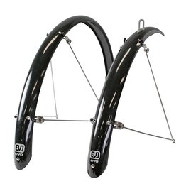 EVO EVO, Power Guard, Pre-assembled fender set, Width 60mm, For 26'' wheels