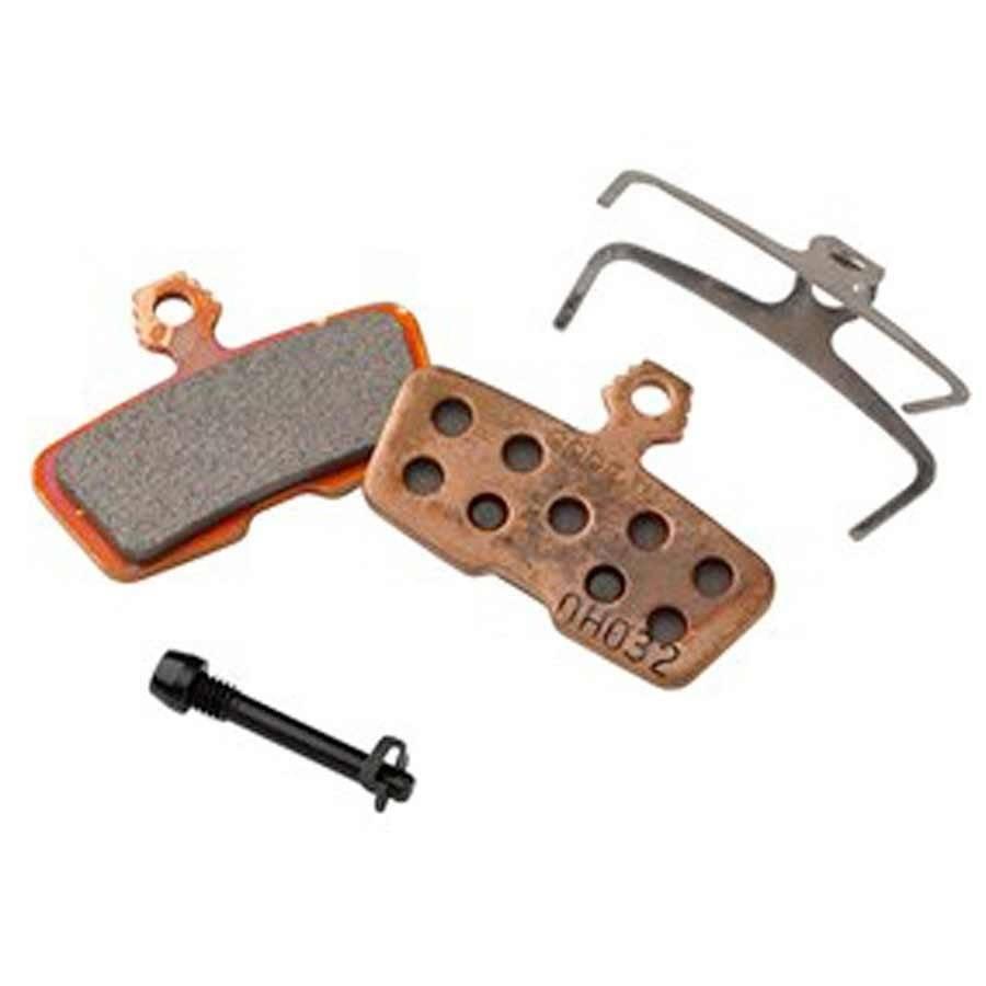 Avid Avid, Code 2007-2010, Disc brake pads, Sintered metal, Steel back plate, pair