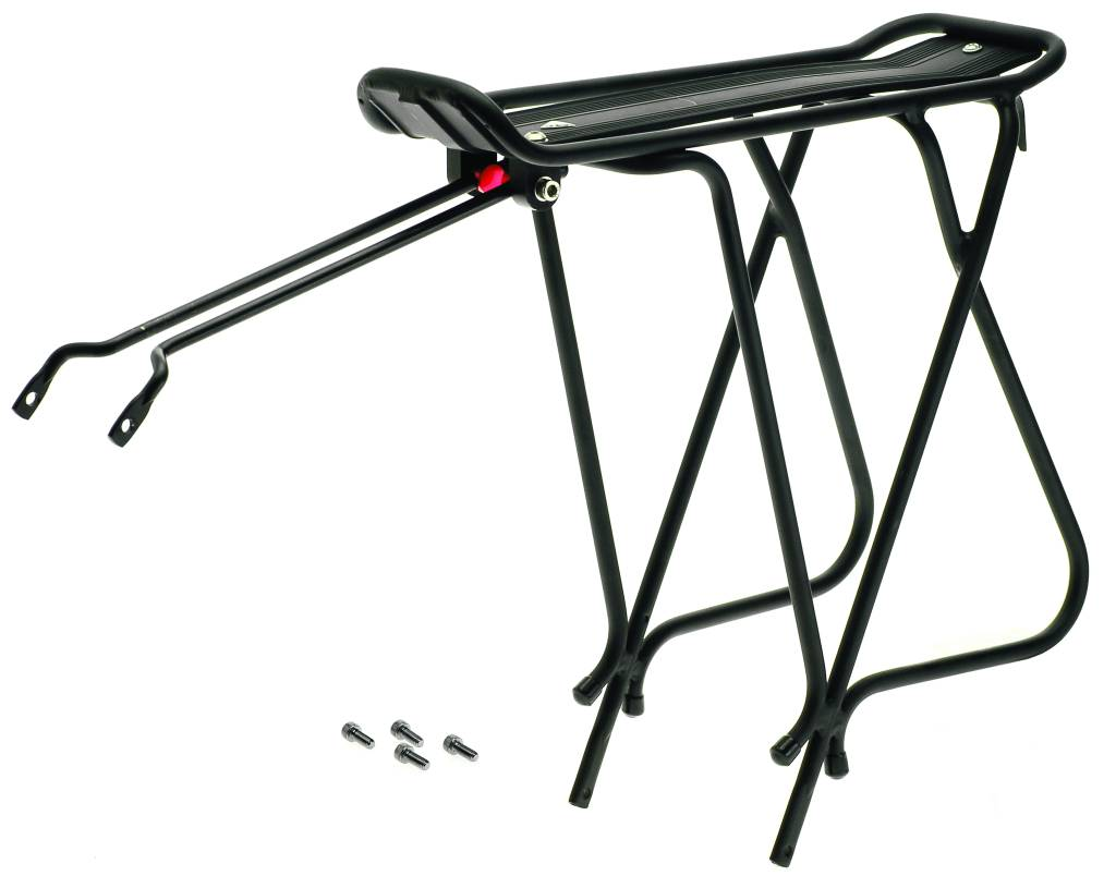 JOURNEY TUBULAR RACK-BLK