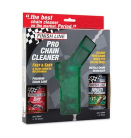 Finishline Shop Quality Chain Cleaner Kit