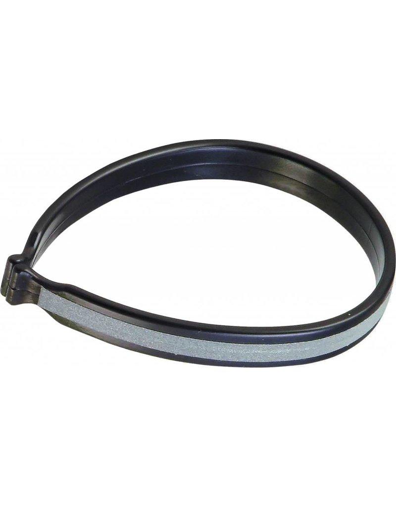 49N 49N REFLECTIVE PANT CLIPS-BK