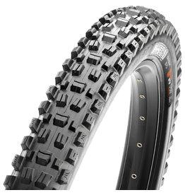 Maxxis Maxxis, Assegai, Tire, 29''x2.50, Folding, Tubeless Ready, 3C Maxx Terra, EXO+, Wide Trail, 120TPI, Black