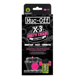 Muc-Off Muc-Off, X3, Chain Cleaning Kit