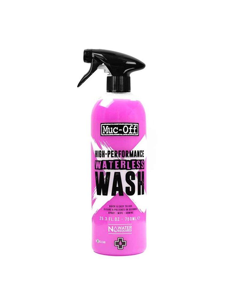 Muc-Off Muc-Off, High Performance Waterless Wash, 750ml, 1132CA (FR/ENG)