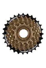 Shimano Shimano, MF-TZ21, 7sp freewheel, 14-28T