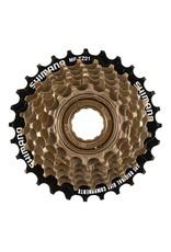 Shimano Shimano, MF-TZ20, 6sp freewheel, 14-28T
