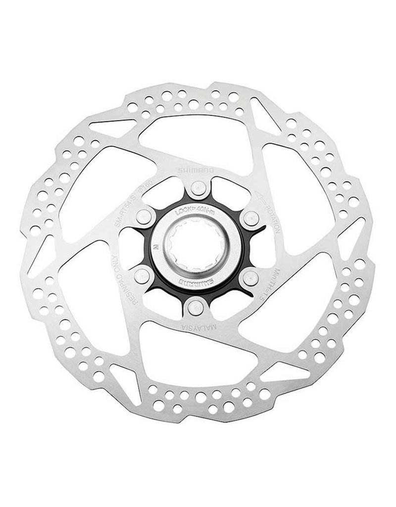 Shimano Shimano, SM-RT54, Rotor, 160mm, Centerlock, for resin pads only