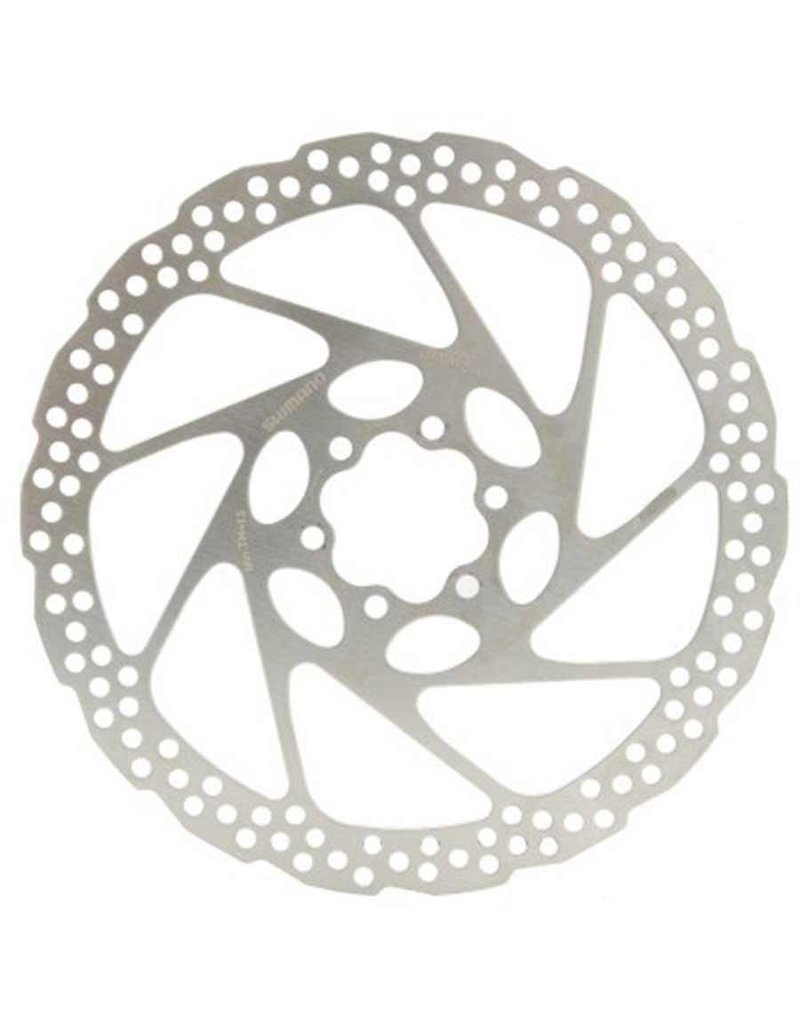 Shimano Shiman, SM-RT56, Rtr, 160mm, IS, fr resin pads nly