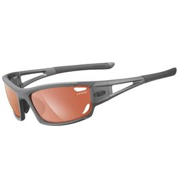 Tifosi Tifosi, Dolomite 2.0, Sunglasses, Frame: Gunmetal, Lenses: High Speed Red Fototec