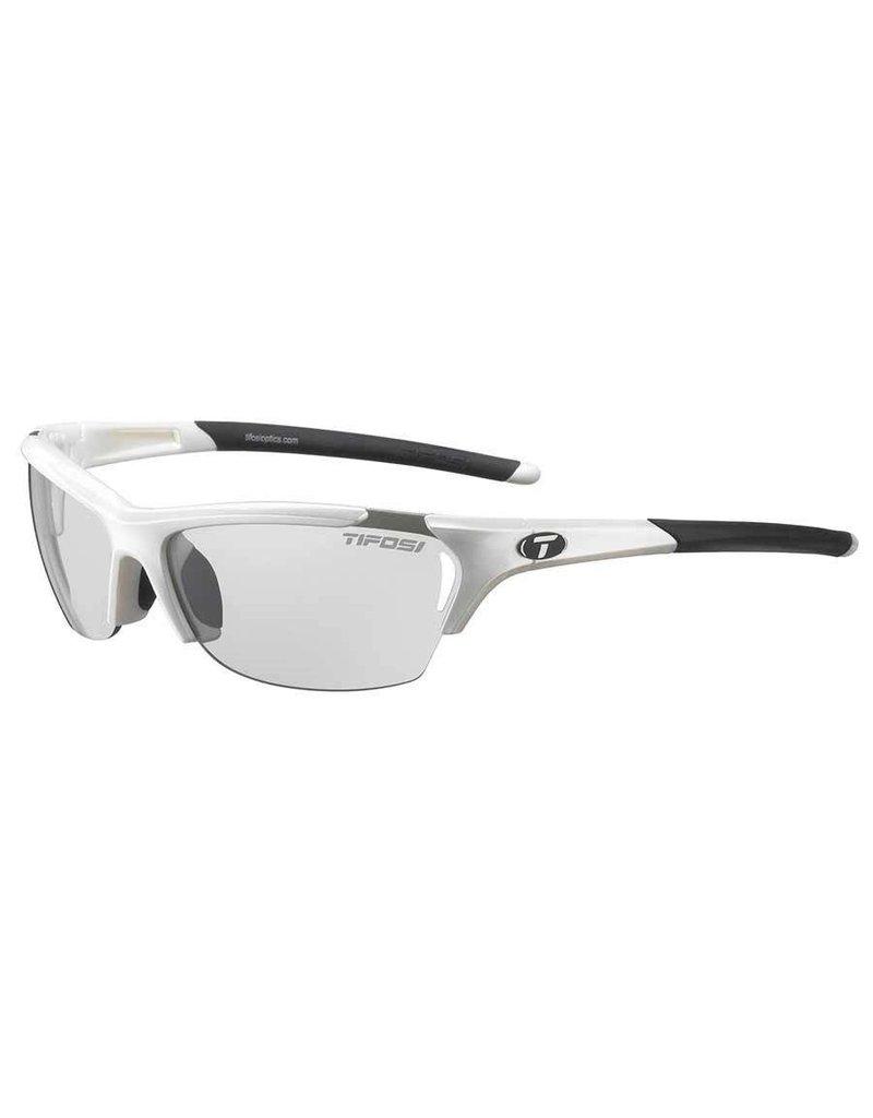 Tifosi Tifosi, Radius, Sunglasses, Frame: Pearl White, Lenses: Smoke Fototec