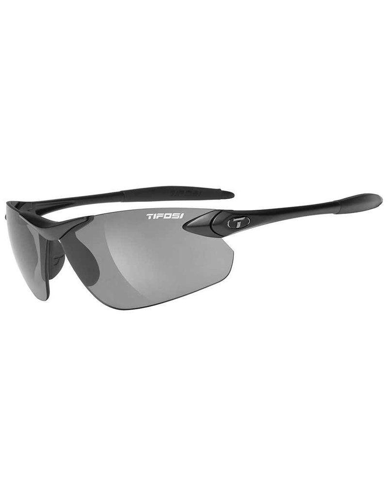 Tifosi Tifosi, Seek FC, Sunglasses, Frame: Black, Lenses: Smoke with Glare Guard