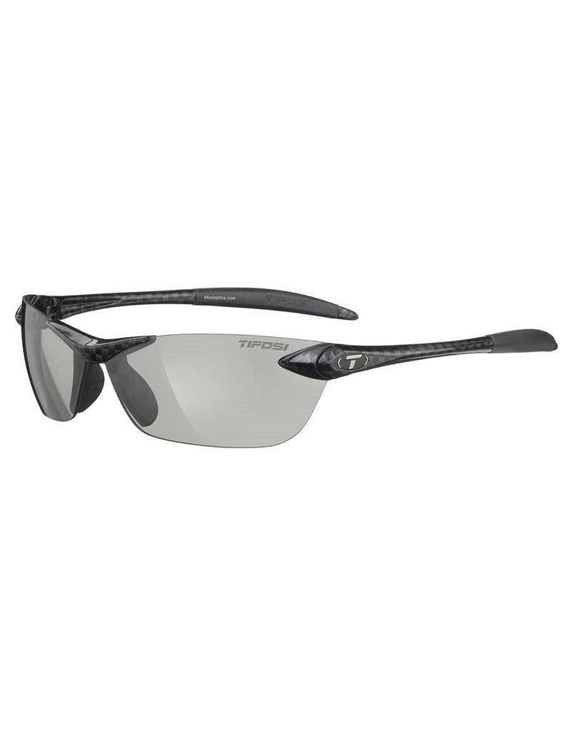 Tifosi Tifosi, Seek, Sunglasses, Frame: Gloss Carbon, Lenses: Fototec Smoke