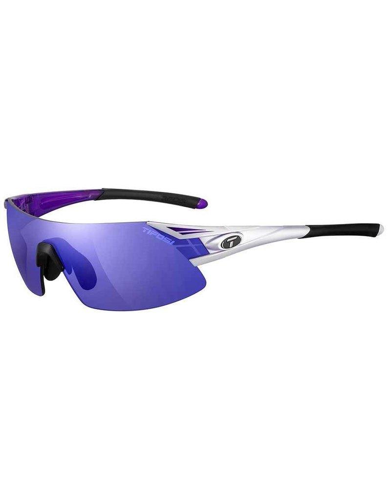 Tifosi Tifosi, Podium XC, Sunglasses, Frame: Crystal Purple, Lenses: Clarion Purple, AC Red, Clear
