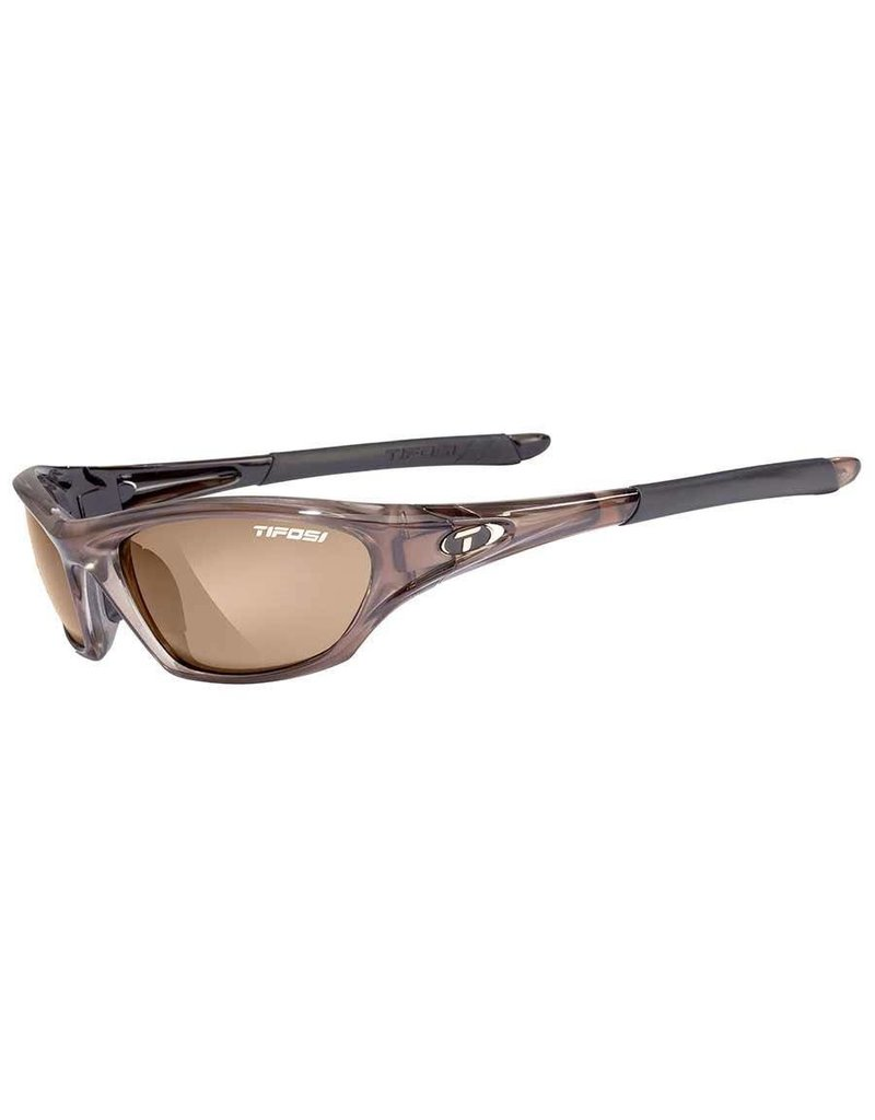 Tifosi Tifosi, Core, Sunglasses, Frame: Crystal Brown Metallic, Lenses: Brown with Glare Guard