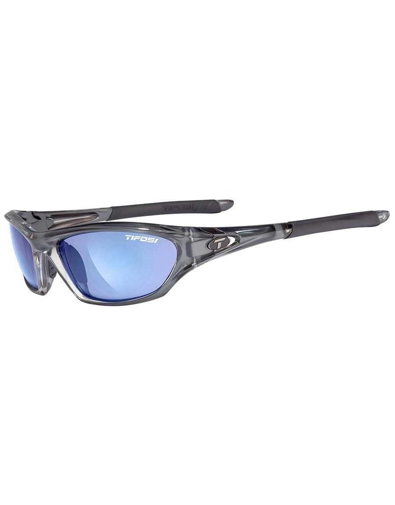 Tifosi Tifosi, Core, Sunglasses, Frame: Crystal Smoke, Lenses: Smoke Blue with Glare Guard