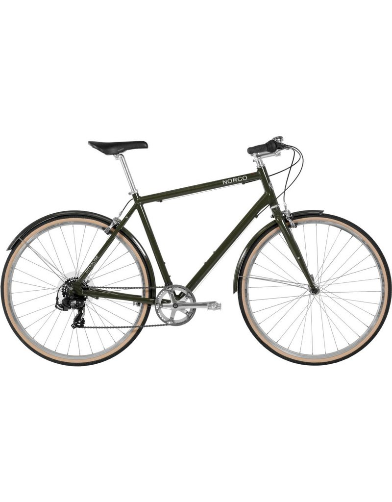 Norco CITY GLIDE 7SPD S ARMY GREEN ARMY GREEN
