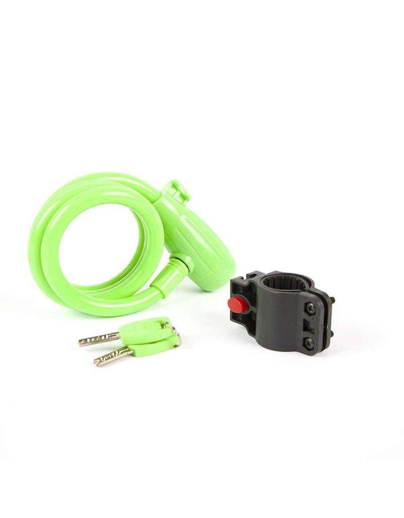EVO Evo E-Force 12.4 Cable Lock w. Key
