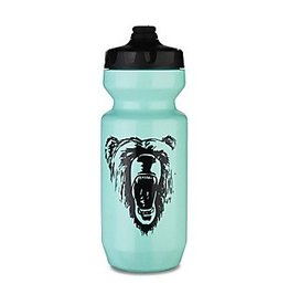 Specialized PURIST FIXY 22 OZ BOTTLE - EACH - Teal/Black California Bear