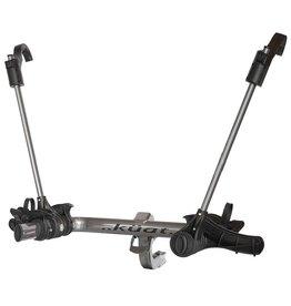 KUAT Kuat, Transfer, Hitch Munted bike rack, 2 bikes, Universal Hitch Munt, Gun Metal Grey