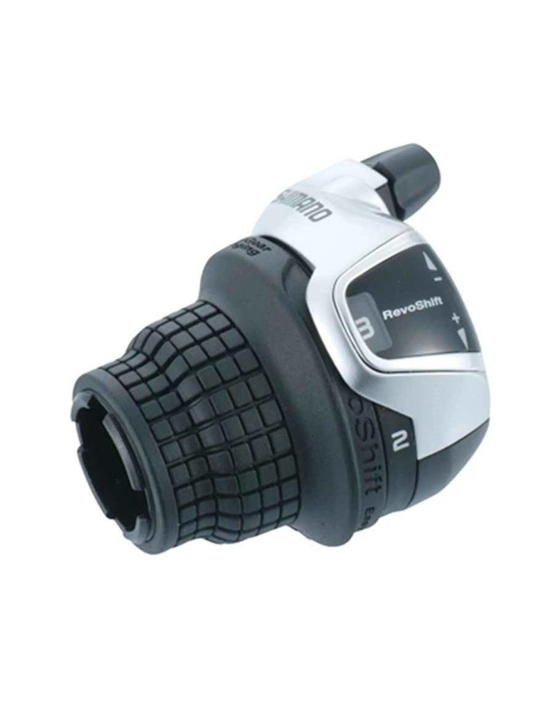 Shimano Shimano, Tourney Revoshift SL-RS47, Shift levers, 7 sp., Black, Pair