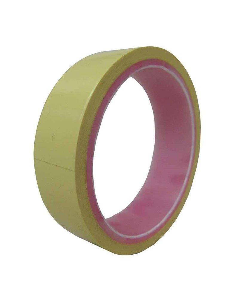 Stan's N Tubes, Rim Tape, Yellw, 21mm x 9.14m rll