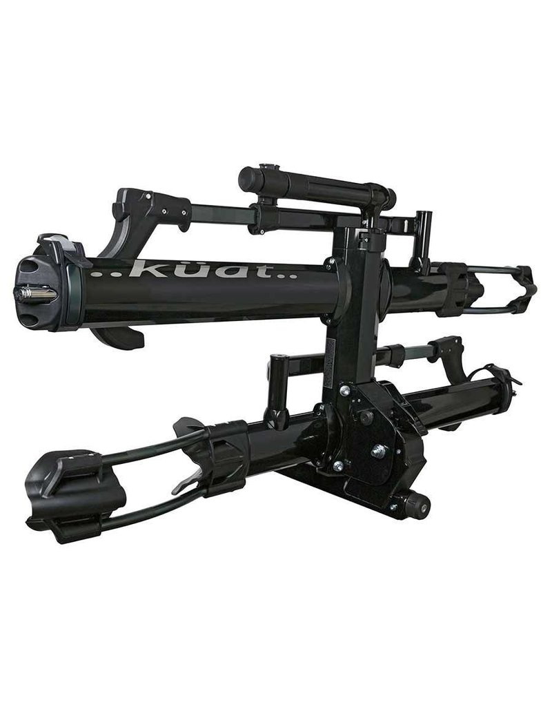 "KUAT Kuat, NV 2.0, Hitch Mounted bike rack, 2 bikes, 2"" or 1 1/4"""