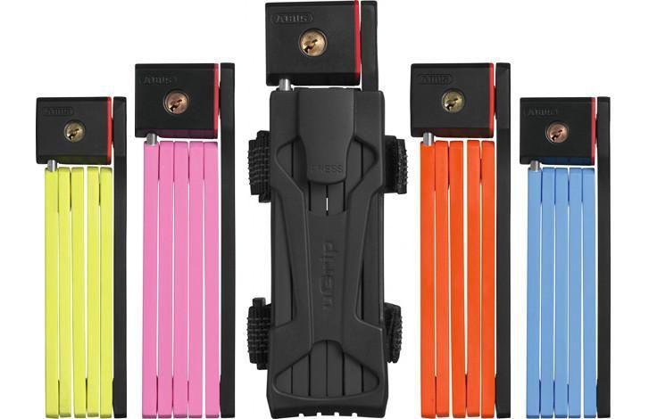 ABUS Abus, Ugrip Bordo 5700/80, Folding lock with key