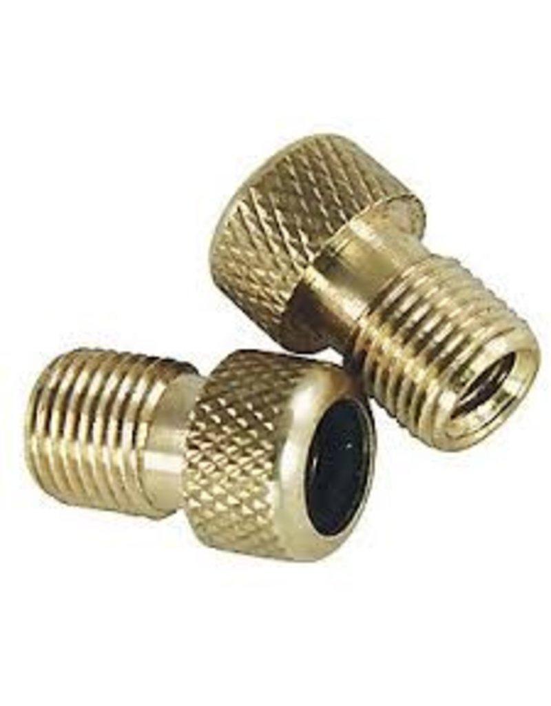 Varia, Presta valve adapters,