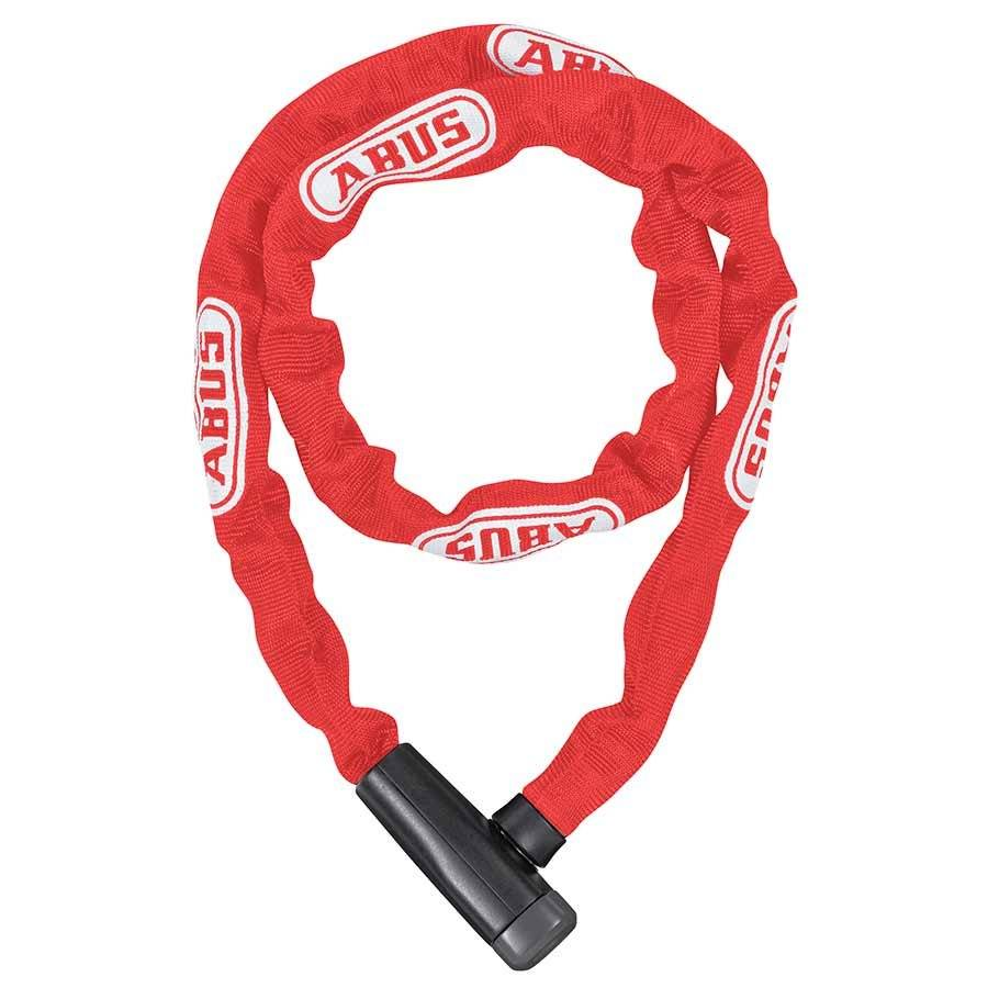 ABUS Abus, Steel-O-Chain 5805K Chain with key lock, 5mm/75cm, Red