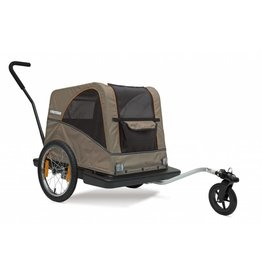 Croozer Croozer Pet Trailer and Stroller Sand Grey