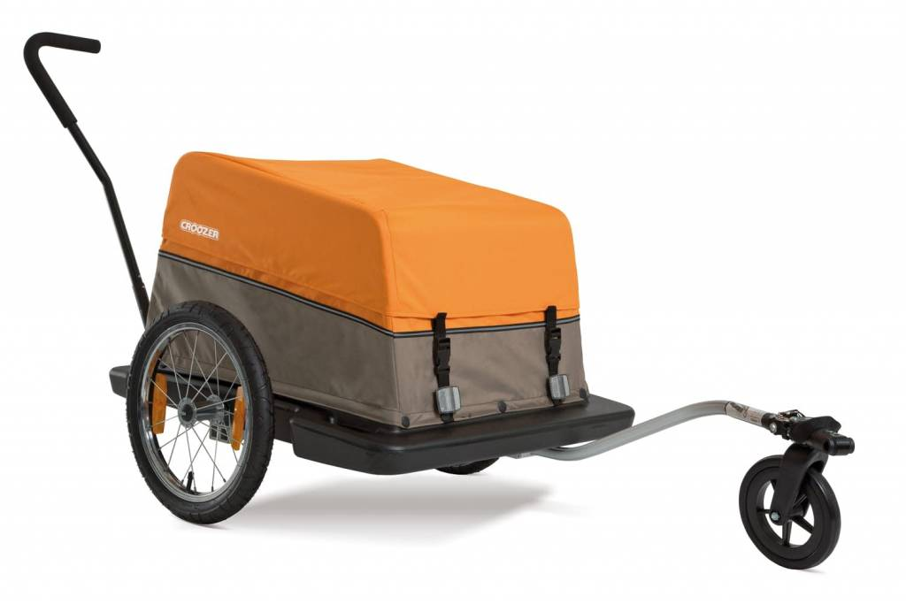 Croozer Croozer Cargo Trailer Orange/Grey
