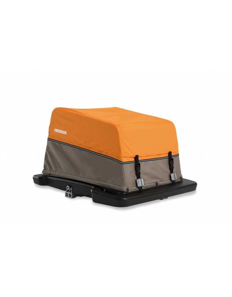 Croozer Croozer Cargo Trailer Orange/Grey