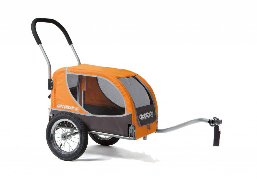 Croozer Croozer Mini Trailer / Stroller Orange