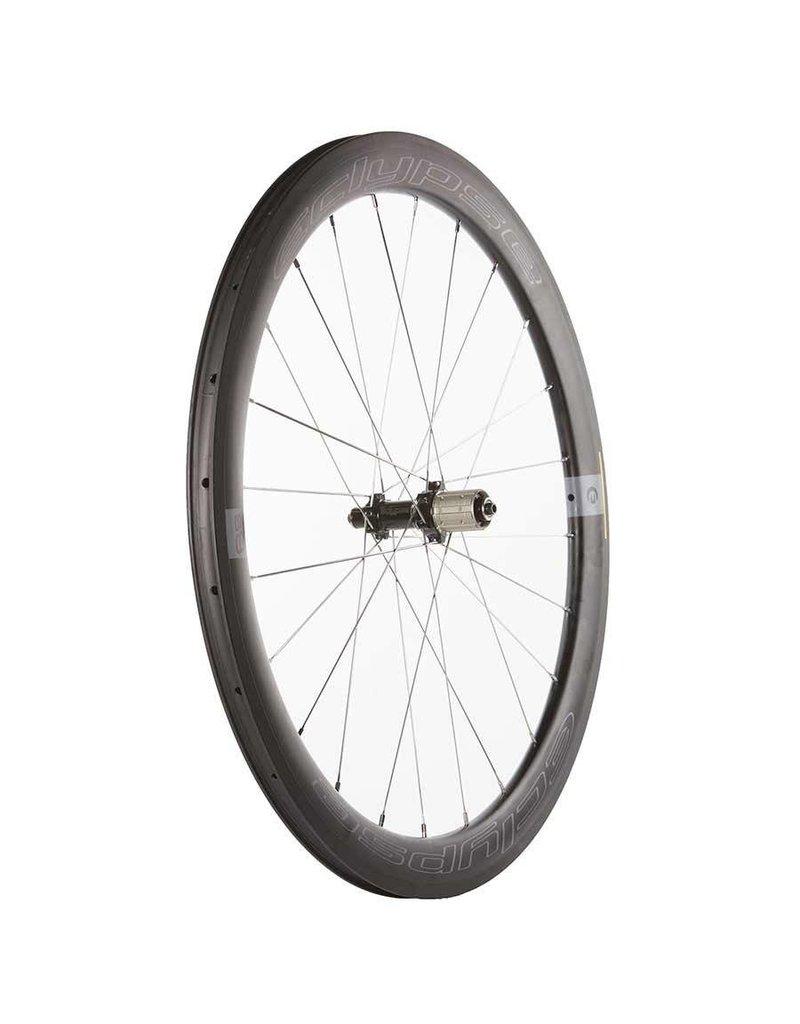 Eclypse Eclypse, S9/50, Wheel, 700C, Clincher, QR, LD: 135mm, Brake: Rim, Rear, Shiman Rad 11