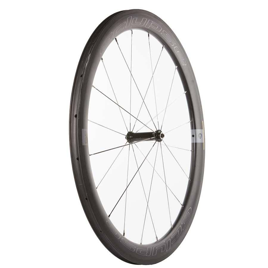 Eclypse Eclypse, S9/50, Wheel, 700C, Clincher, QR, LD: 100mm, Brake: Rim, Frnt