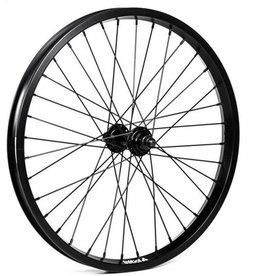 "HUTCH FRONT WHEEL 20"" BMX BLACK"