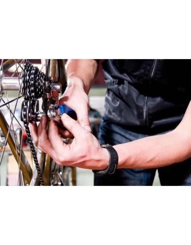 Comprehensive Tune-up - MTB Full Suspension